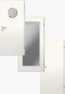 Weißlack Türen