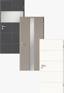 Designtüren + Zarge Set
