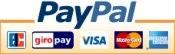 Paypal Logo akzeptierte Zahlungsmethode der Doors GbR aus Rastatt