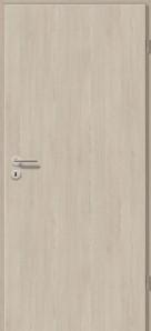 Westag & Getalit Wohnungseingangstür CPL Ei 424 Platin Eiche + Zarge