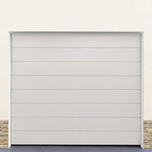 Sektional Garagentor RAL 9010 Reinweiß zu Selbstmontage Doorhan