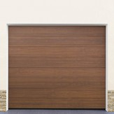 Sektional Garagentor Golden Oak DoorHan
